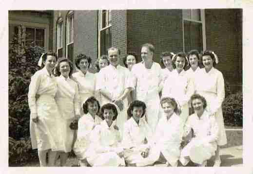Ruth Nursing Class